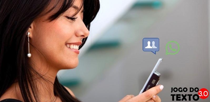 Conquistando mulheres - Mensagens de texto