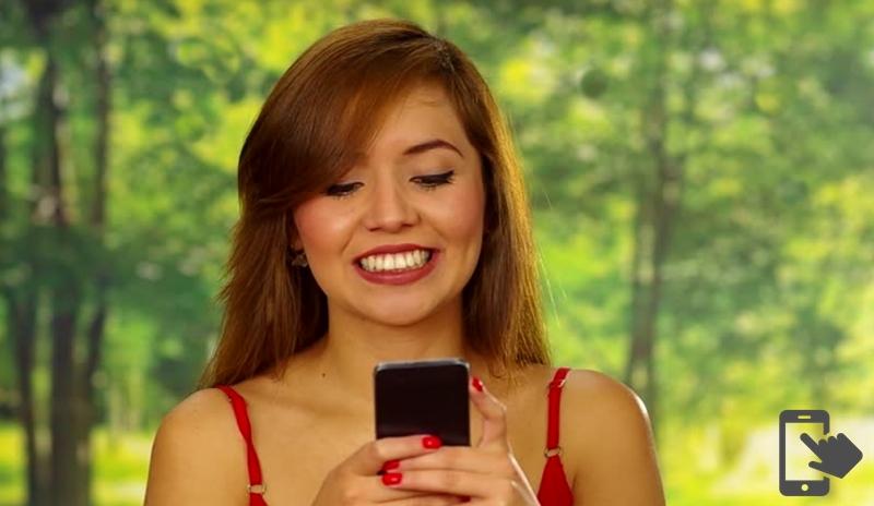 Como conquistar mulheres enviando mensagens pelo celular
