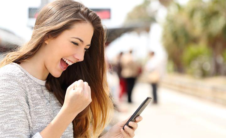 Mensagens de texto para conquistar
